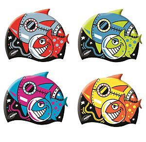 CUFFIE FISH IN SILICONE JUNIOR, EFFEA SPORT, EF1133