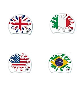 CUFFIE FLAGS IN SILICONE SENIOR, EFFEA SPORT, EF1137