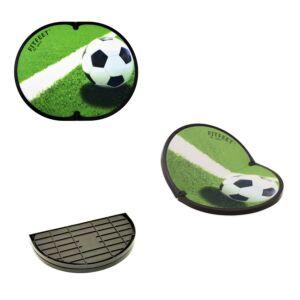 FITFEET for Sport, tappetino personalizzato CALCIO, in microfibra