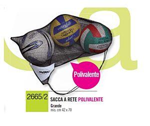 SACCA A RETE PER PALLONI,  EFFEA SPORT, EF2665/2