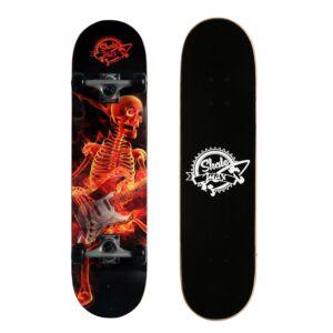 Skateboard SKULL MUSIC, Skatemax, SKM3105