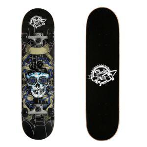 Skateboard SKULL, Skatemax, SKM3102