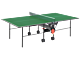 TAVOLO PING PONG TRAINING INDOOR, VERDE, PER INTERNO, GARLANDO, GAC112I